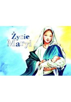 Życie Maryi malowanka dla dzieci