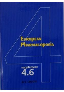 European Pharmacopoeia Supplement 4.6