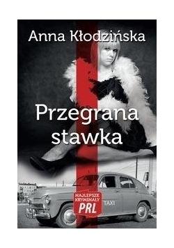 Najlepsze kryminały PRL. Przegrana stawka