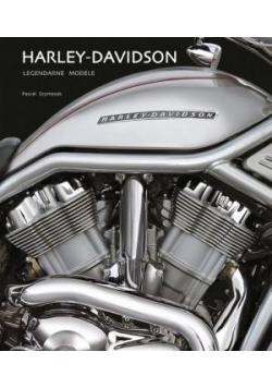 Harley - Davidson. Legendarne modele