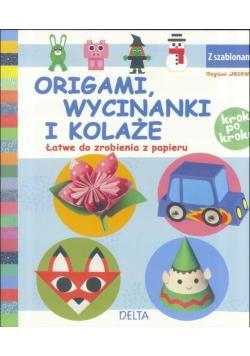 Origami, wycinanki i kolaże