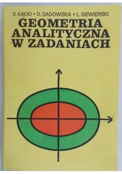 Geometria analityczna w zadaniach