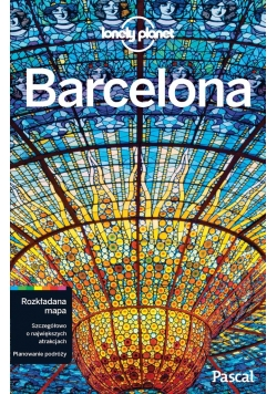Lonely Planet. Barcelona