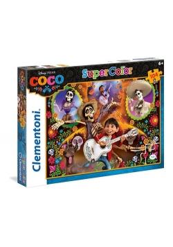 Puzzle SuperColor Coco 104