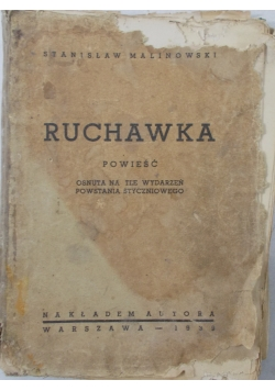 Ruchawka, 1939 r.