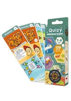Xplore Team Quizy dla dzieci 7-8 lat
