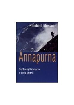 Annapurna pięćdziesiąt lat wypraw w strefę śmierci