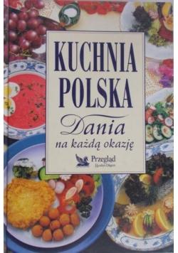 Kuchnia Polska. Dania na każdą okazje, nowa
