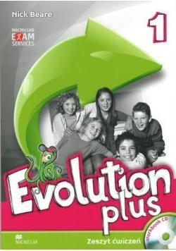 Evolution Plus 1 WB MACMILLAN