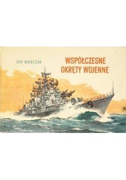 Współczesne okręty wojenne