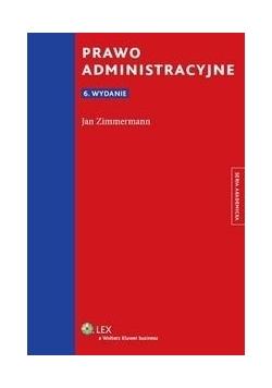 Prawo administracyjne Wydanie 6