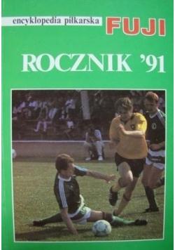 Encyklopedia piłkarska FUJI rocznik '91
