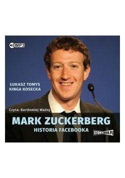 Mark Zuckerberg - Historia Facebooka audiobook