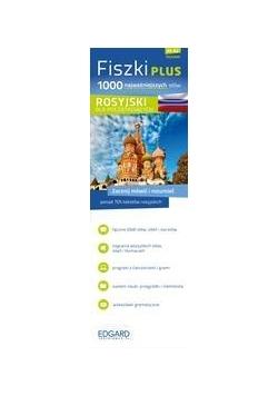 Rosyjski Fiszki PLUS 1000 najważ. słów dla pocz.