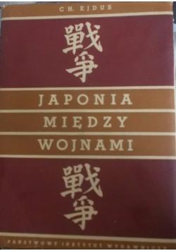Japonia między wojnami