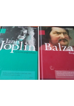 Janis Joplin / Balzac