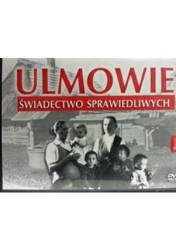 Ulmowie - Świadectwo sprawiedliwych, dvd