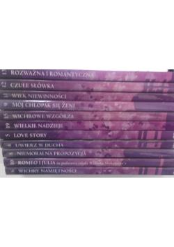 Filmy o miłości, 11 płyt DVD