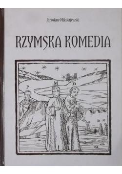 Rzymska komedia