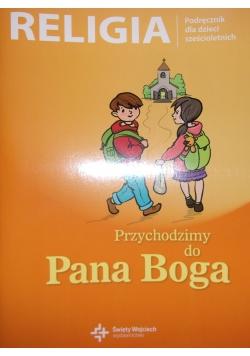 Religia. Podręcznik dla dzieci sześcioletnich