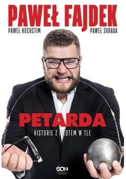 Paweł Fajdek. Petarda - historie z młotem w tle