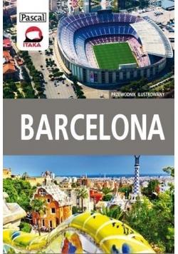 Przewodnik ilustrowany - Barcelona w.2015 PASCAL