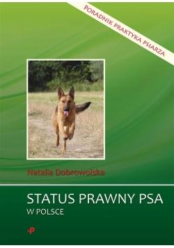 Status prawny psa w Polsce. Poradnik praktyka...