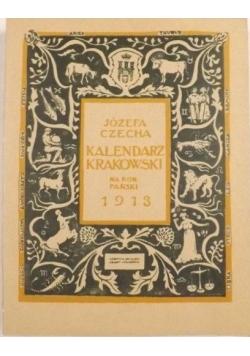Kalendarz Krakowski, reprint 1913 r.