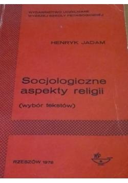 Socjologiczne aspekty religii