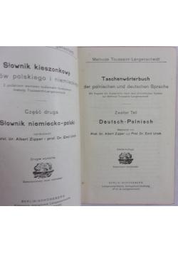 Langenscheidta Słowniki Kiszonkowe
