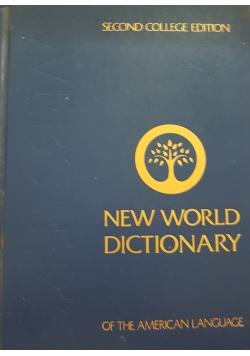New world Dictionary