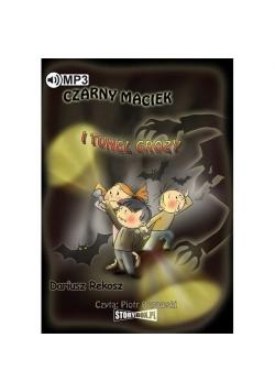 Czarny Maciek i tunel grozy audiobook