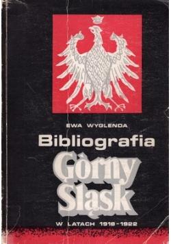 Górny Śląsk w latach 1918-1922. Bibliografia