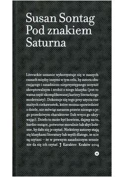 Pod znakiem Saturna