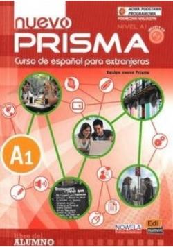 Nuevo Prisma nivel A1 podręcznik + CD EDI-NUMEN
