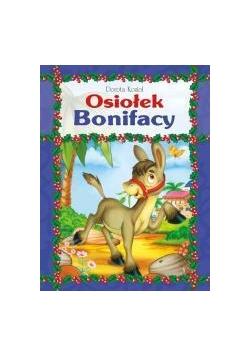 Seria futrzana - Osiołek Bonifacy opr. broszurowa