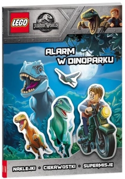 LEGO(R) Jurassic World. Alarm w dinoparku