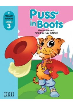 Puss in Boots SB MM PUBLICATIONS