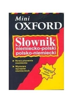 Słownik niemiecko - polski, polsko - niemiecki