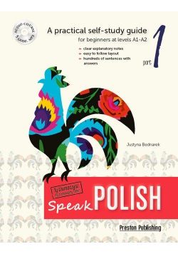 Speak Polish A practical self-study guide + CD (mp3)