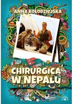Chirurgica w Nepalu TW