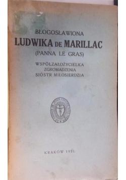 Błogosławiona Ludwika De Marillac, 1931 r.
