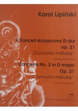 II Koncert skrzypkowy op.21