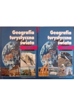 Geografia turystyczna świata, część 1 i 2