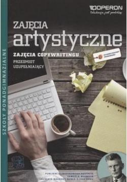 Zajęcia artyst. LO zaj. copywritingu. Ciekawi... O