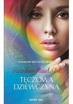 Rainbow-Hued Girl - Tęczowa Dziewczyna