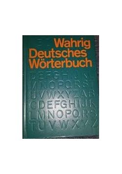 Wahrig Deutsches worterbuch