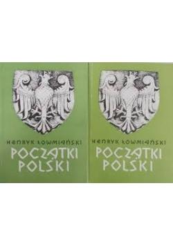 Początki Polski, tom I-II