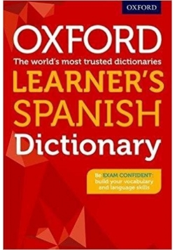Oxford Learner's Spanish Dictionary OXFORD