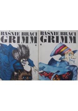Baśnie braci Grimm - Tom I - II